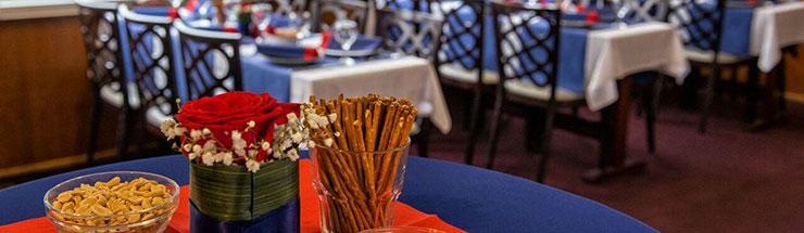 koktejlové stoly